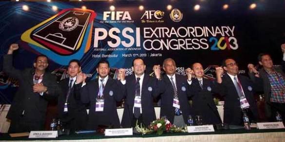 kongres-luar-biasa-PSSI-Sepak-Bola-Nasional