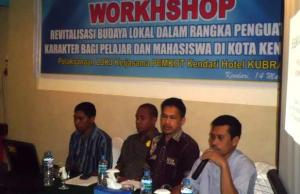 workshop budaya