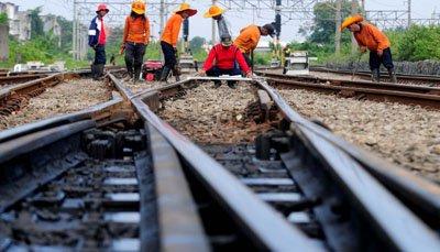 Manado-Makassar-Kendari Butuh Jalur Kereta Api